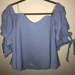Do + Be, Size S, Off-the-Shoulder Top
